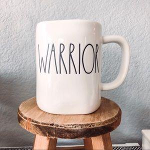 Rae Dunn Warrior Mug